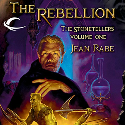 The Rebellion audiobook cover art