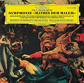 "Hindemith: Symphony ""Mathis Der Maler"""