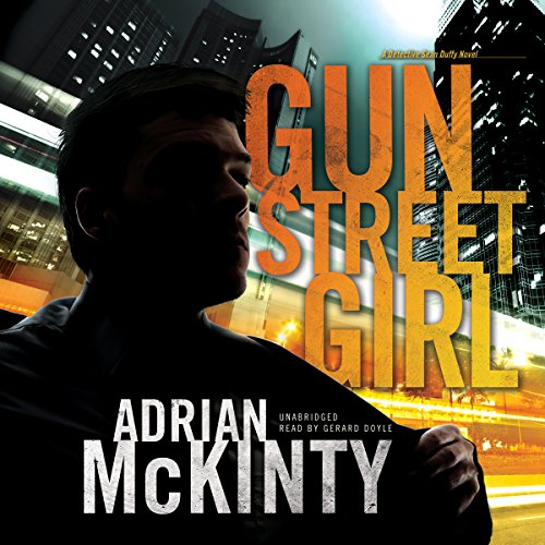 Gun Street Girl audiobook cover art