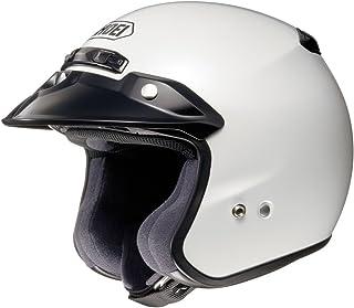 Shoei RJ Platinum-R Helmet (Large) (Crystal White)