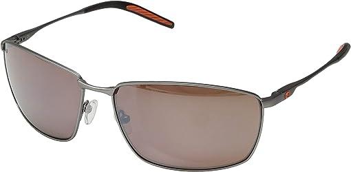 Matte Silver/Translucent Grey/Orange/Copper Silver Mirror 580P