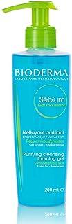 Bioderma Sebium Gel Moussant Nettoyant Purifiant 200 ml