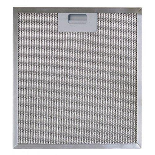 Nodor 02811000 Filter für Dunstabzugshaube – Kaminzubehör (Filter, Edelstahl, Metall, GTCL GAT 850, 1 Stück)
