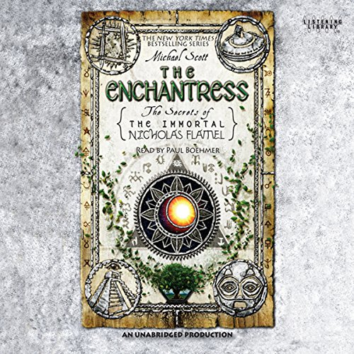 Couverture de The Enchantress