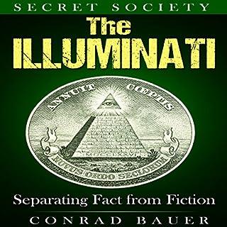 Secret Society: The Illuminati audiobook cover art