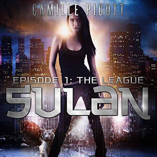 Couverture de Sulan, Episode 1: The League