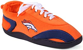 Happy Feet & Comfy Feet - Officially Licensed Mens and Womens NFL All Around Slippers