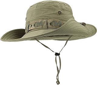 c551cef05 Amazon.com: wide brim cotton safari hat