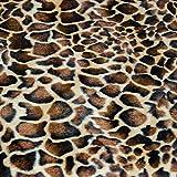 Exklusives Tierfellimitat 0,5lfm Kunstfell - Animals