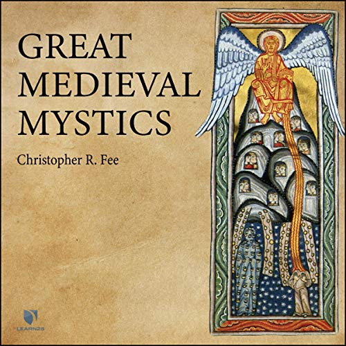 Couverture de Great Medieval Mystics