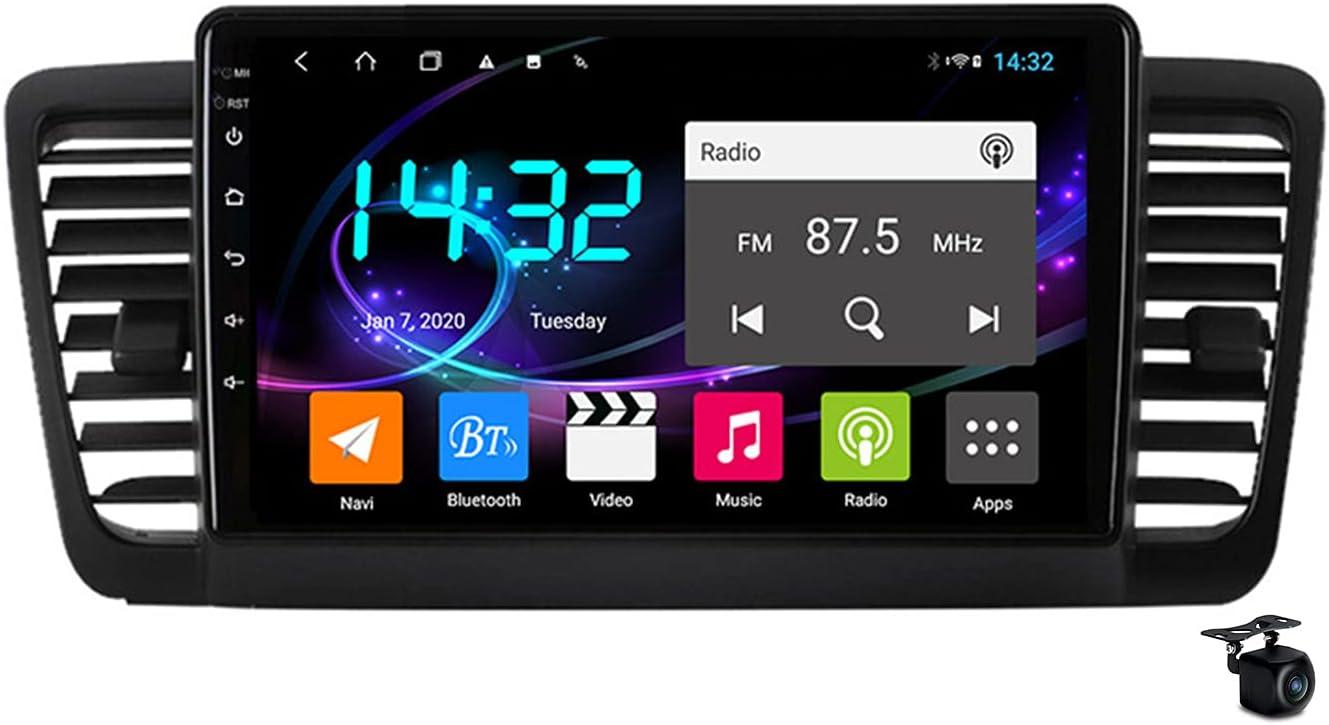 YCJB Sat Nav Android 10.0 Quantity limited Car Stereo Subaru Radio overseas 200 Legacy for