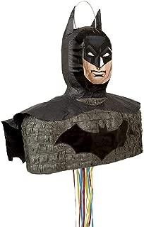 Batman Pinata, Shaped Pull String