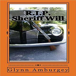 R.I.P. Sheriff Will audiobook cover art