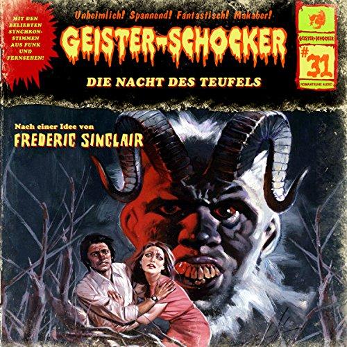 Page de couverture de Die Nacht des Teufels