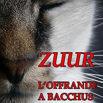 L'Offrande a Bacchus