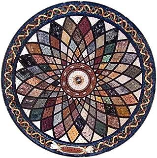 Best mosaic tile medallion Reviews