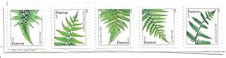 USPS Ferns Forever Stamps - 1 Strip of 10 Stamps