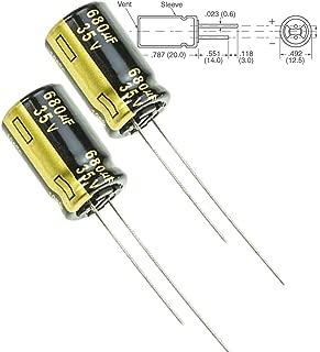 Panasonic FC Serie.. Kondensator 220 µF 50V   low ESR  2 STCK