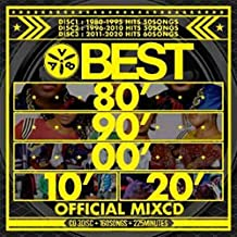 AV8 ALL DJ'S / BEST 80' 90' 00' 10' 20'-OFFICIAL MIXCD-