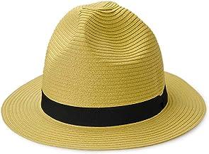 スタジオトムス HALLO SUPLLY 帽子 男女兼用 メンズ レディース th60 BD MOUNT 2 ストローマウンテン ブレードハット 麦わら 山高帽