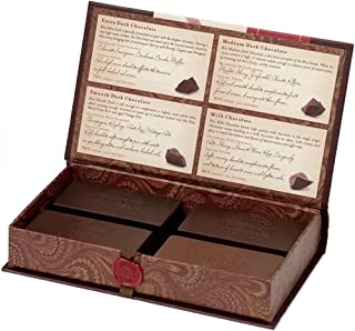 Brix Chocolate 4 Flavor Gift Set, 16 Ounce