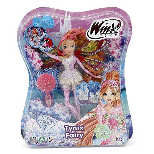Giochi Preziosi–Winx Puppe Tynix Fairy Flora