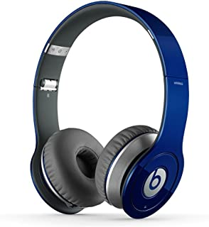 Beats - Auriculares inalámbricos de Diadema, Color Azul (Re