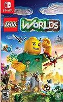 Lego Worlds (輸入版:北米) - Switch