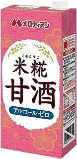 メロディアン米糀甘酒 1000ml×6本