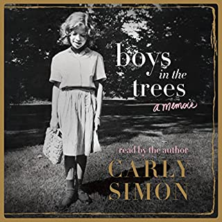 Boys in the Trees audiobook cover art