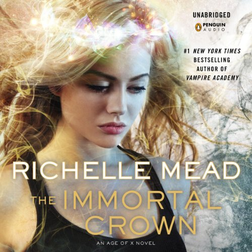 The Immortal Crown audiobook cover art
