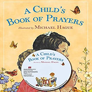 A Child's Book of Prayers audiobook cover art