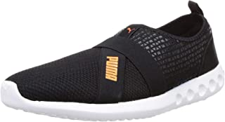 Puma Men's Cario Slip-on Mu Idp Running Shoes