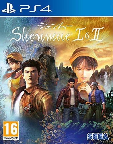 Shenmue I & II [Edizione: Francia]