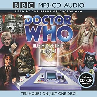 Doctor Who, Tales from the Tardis Volume Two (BBC MP3 CD Audio) (2004-07-19)