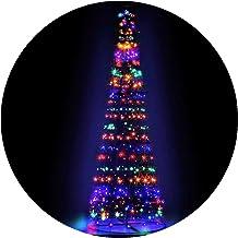 LED Christmas Tree 12FT Fairy Standing Light Decor 3.6M Waterproof Jingle Jollys Outdoor Indoor Festive Home Lawn Yard Mar...