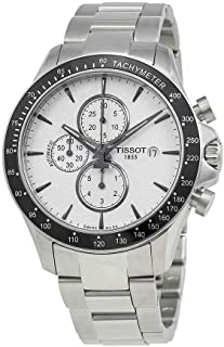 V8 Chronograph Silver Dial Men's Watch T106.427.11.031.00
