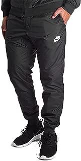 Men's Windrunner Cuffed Track Pants Black 898403 010