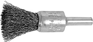 2 Tube Size 2-3//16 Exact Size Carbon Steel Wire Pack of 12 PFERD 89635 Internal Tube Fitting Brush