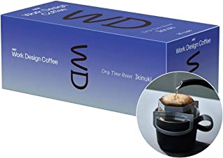 AGF ワークデザインコーヒー ドリップコーヒー いきぬき 30袋 レギュラー(ドリップ)