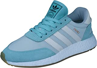 adidas Originals Iniki Runner I-5923 Womens Trainers/Shoes - Floral Green
