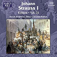 Strauss: Opp. 231-240 by Slovak Sinfonietta Zilina (2013-09-24)