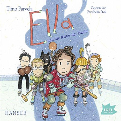 Ella und die Ritter der Nacht audiobook cover art