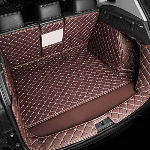 Maletero Tapete para baúl Fit estera maletero del coche Fit for BMW X1 X3 X4 X5 X6 X2 E46 E39 E60 F10 F11 de línea de carga interior Accesorios Alfombra estilo del coche, un conjunto completo esteras