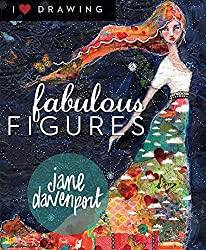 I love drawing fabulous figures by Jane Davenport
