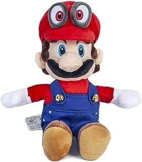 comprar comparacion Yijinbo Super Mario Odyssey Cappy Mario Peluche de Animal de Peluche de 12 Pulgadas