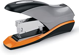 Swingline Stapler, Optima 70, Desktop Stapler, 70 Sheet Capacity, Reduced Effort, Half Strip, Silver (87875)