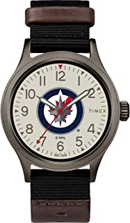Sponsored Ad - Timex NHL Men's 40mm Clutch Watch