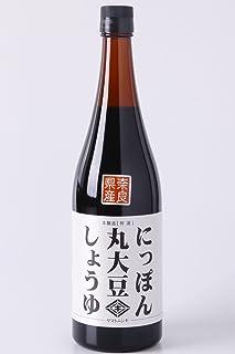 ニシキ醤油 にっぽん丸大豆しょうゆ JAS 本醸造 特選 こいくち 720ml