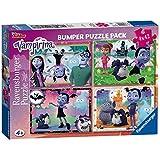 Ravensburger - Puzzle 4 in 1, Vampirina (06986) , color/modelo surtido...